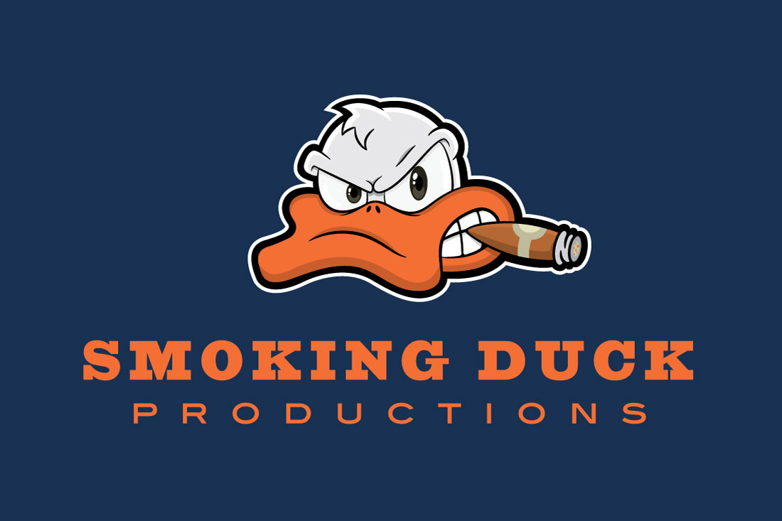 Smoking Duck Productions Logo